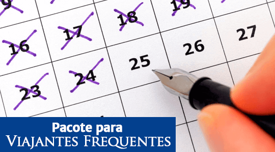 Banner Pacote Viajantes Frequentes